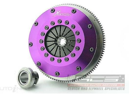 Xtreme Clutch twin plate 200mm E30/E36