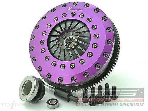 Xtreme Clutch twin plate 230mm