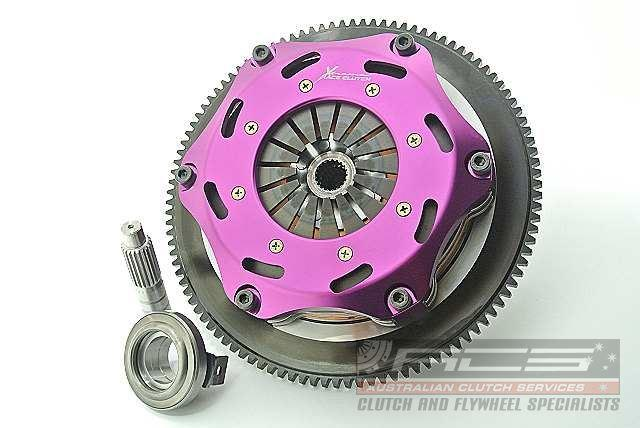 Xtreme Clutch twin plate 184mm