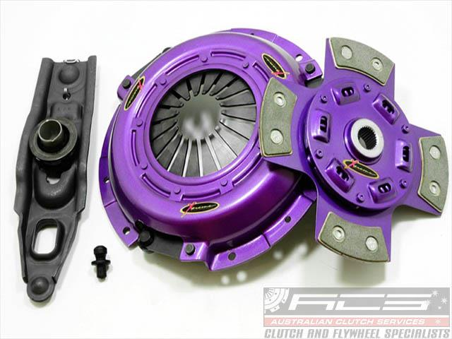 Xtreme Clutch Stage 2 HD CZT