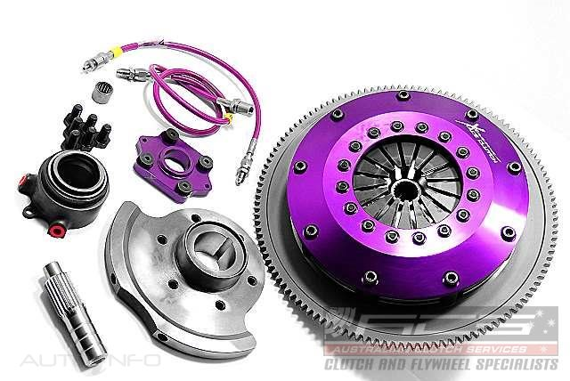 Xtreme Clutch twin plate 200mm RX-7