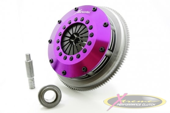 Xtreme Clutch twin plate 200mm