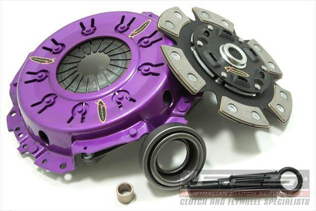 Xtreme Clutch Stage 2 CA18