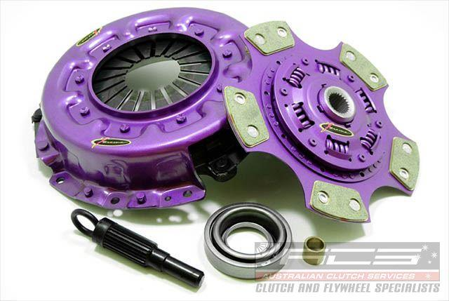 Xtreme Clutch Stage 2X SR20
