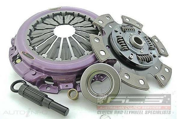 Xtreme Clutch Stage 2 HD RB25/RB26 tryckande