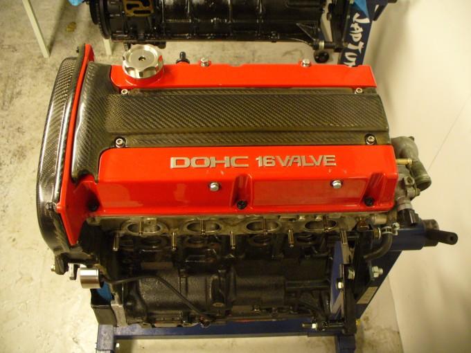 EVO-4G63-smidd motor